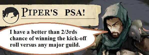 Piper's PSA