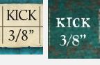 3 Kick
