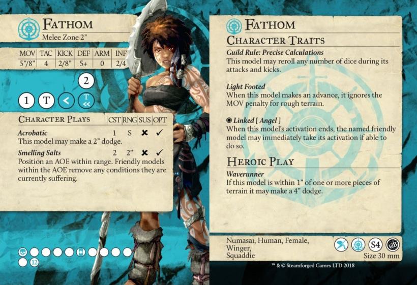 Fathom Card