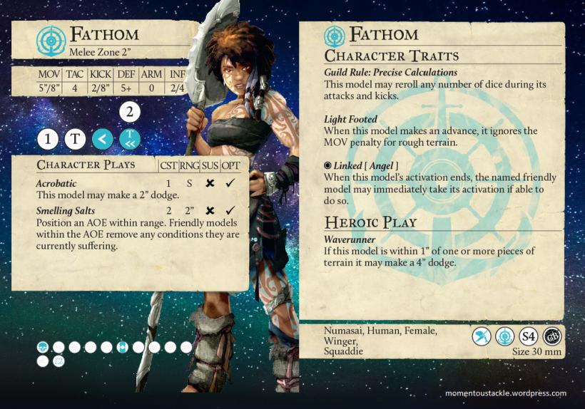 3 Galaxy Fathom