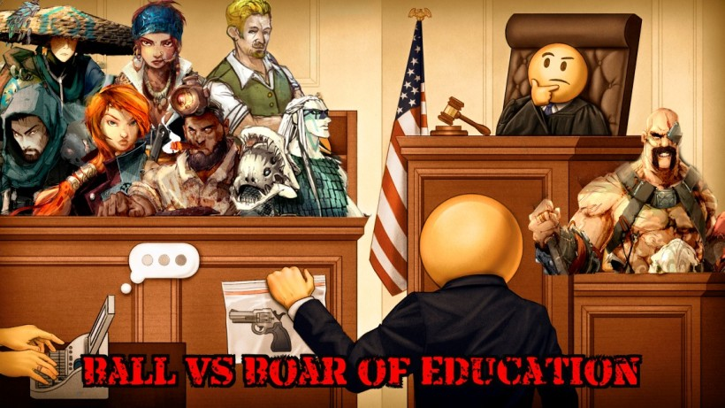 Ball vs Boar of Education