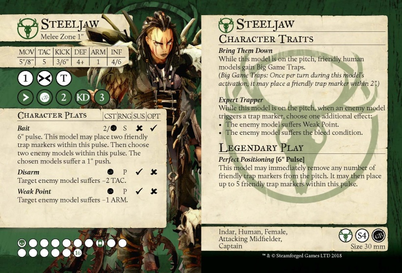 Steeljaw Card