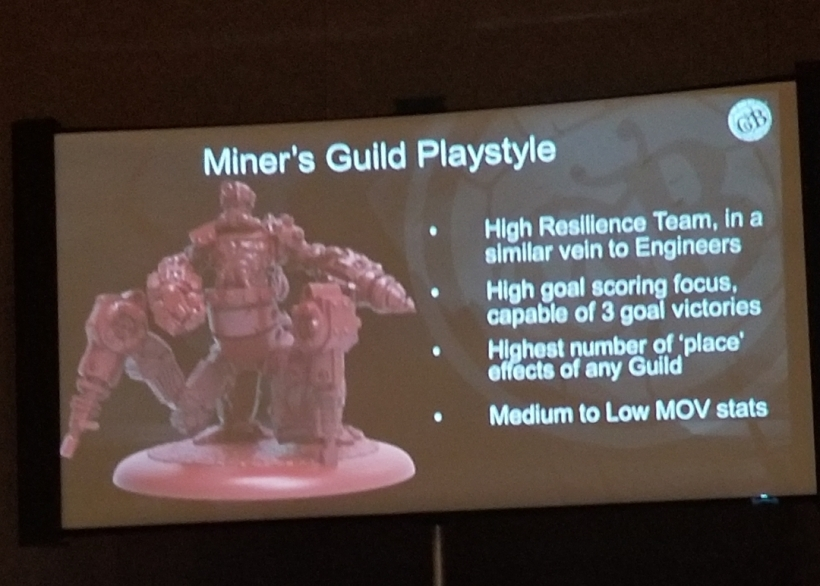 Miner Design Goals